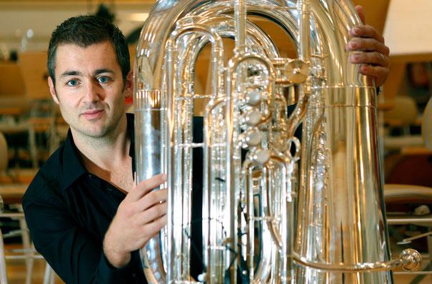 Daniel Schädeli, Tuba