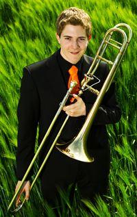 Tobias Lang, Posaune