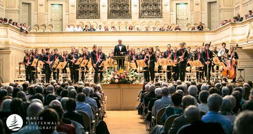 Jugendblasorchester des Verbandes Bernischer Jugendmusiken VBJ