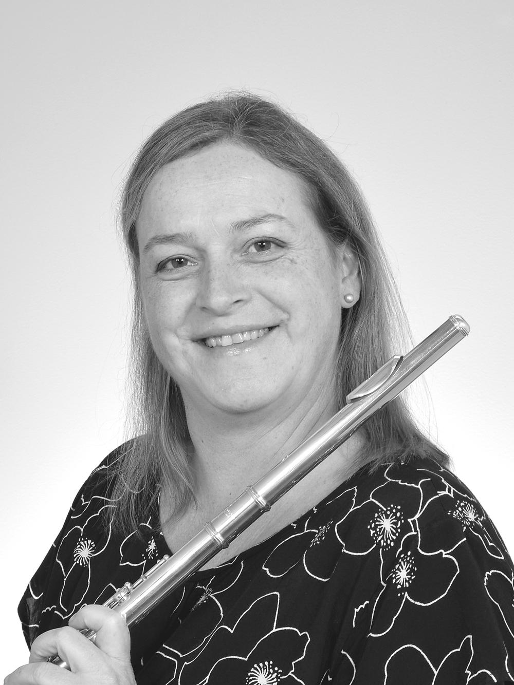 Beatrice Ryser, Flöte
