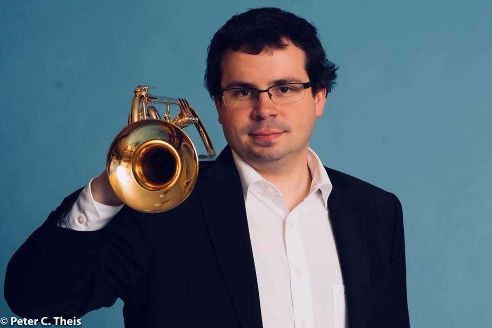 Simon Blatter, Trompete